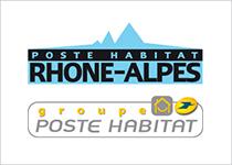 La poste Rhone alpes